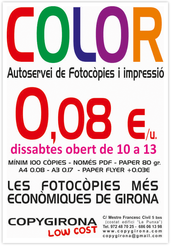 Low Cost Color